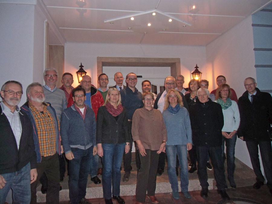 Klausurtagung der SPD-Kreistagsfraktion